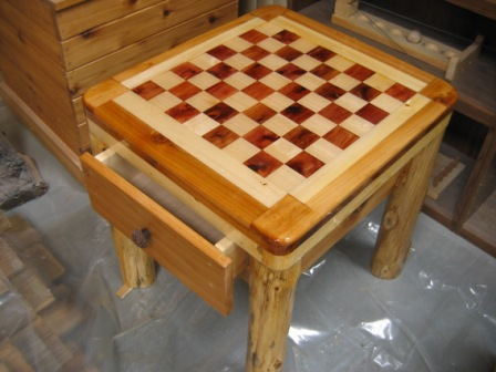 Chess Coffee Table Quotes